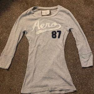 Aero grey half sleeve